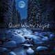 Vinyl LP front cover QUIET WINTER NIGHT