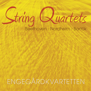 STRING QUARTETS (2L-071-SACD)