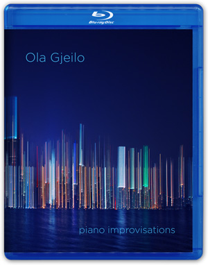 Ola Gjeilo PIANO IMPROVISATIONS (2L-082-SABD)