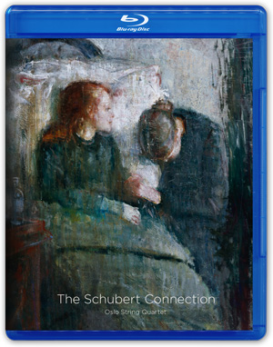 The Schubert Connection (2L-093-SABD) Oslo String Quartet
