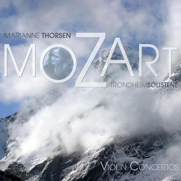 MOZART Violin Concertos VINYL