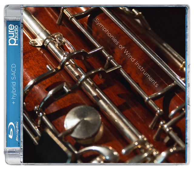 Symphonies of Wind Instruments (2L-102-SABD)