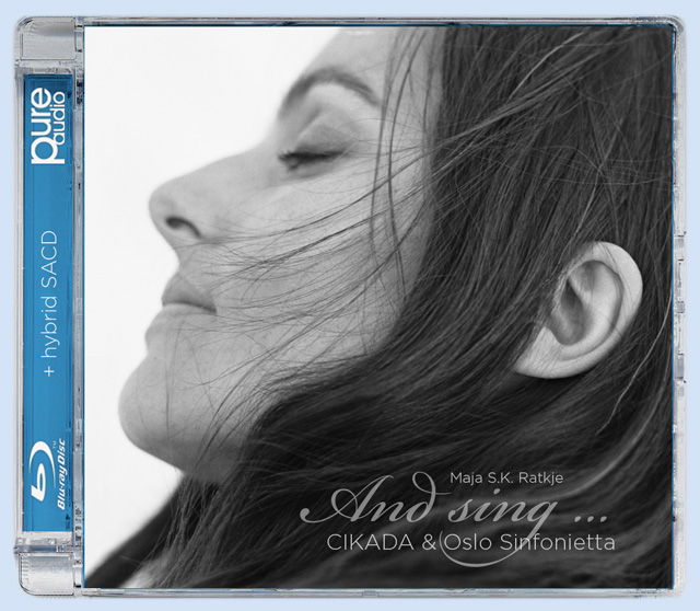 Maja S K  Ratkje: And sing     (2L-124-SABD) CIKADA & Oslo