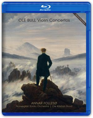 OLE BULL Violin Concertos (2L-067-SABD)