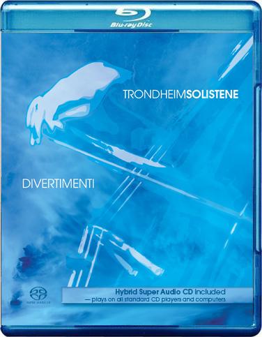 TrondheimSolistene DIVERTIMENTI Blu-ray + SACD
