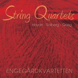 Engegårdkvartetten STRING QUARTETS (2L53SACD)