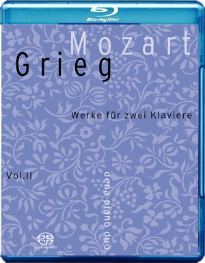 MOZART/GRIEG vol II (2L57SABD)