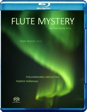 FLUTE MYSTERY (2L58SABD)