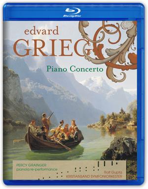 GRIEG Piano Concerto (2L60SABD)