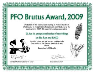 BRUTUS Awards